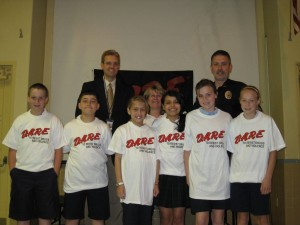 DARE Graduation - Essay Finalists