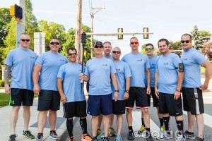 Torch Run - Team